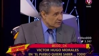 El Pueblo quiere saber - Victor Hugo Morales - Elecciones 2015 - DDD