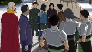 Legend Of Korra After Show Season 4 Episode 11