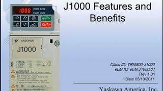 Biến Tần - Yaskawa J1000