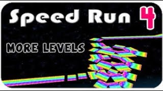 Roblox Speed Run (Level 4, 5, 6 and 7 view!)