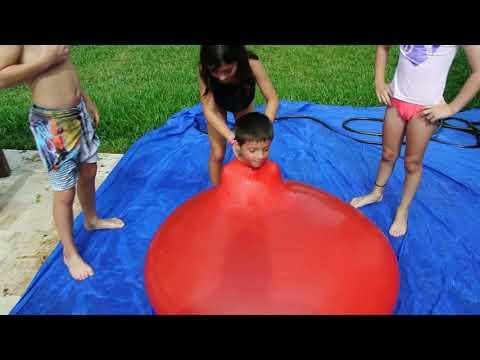 6 Foot Balloon Challenge