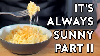 Download Binging with Babish: It's Always Sunny Special Part II Mp3 and Videos