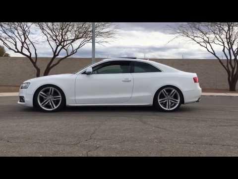 Audi A5 3.2L V6 - Maintenance