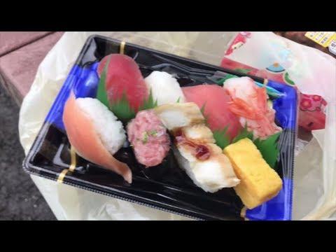 è buono il sushi del supermercato? (in Giappone)