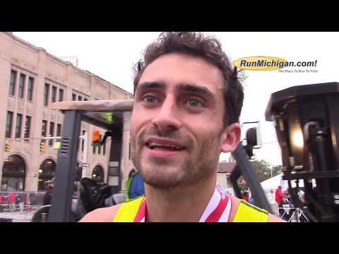 Interview: Morsi Rayyan, 2017 Detroit Free Press Intl. Half Marathon Men's Champion