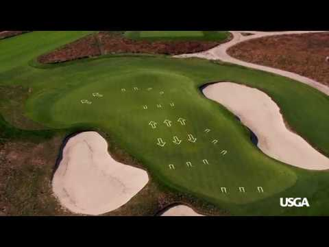 2018 U.S. Open: Shinnecock Hills, Hole No. 17
