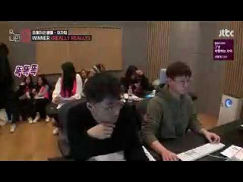 Shin Ryujin Really Really Recording