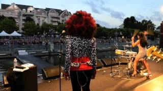 Sheila E & George Clinton Live, Thank U France, We Love U