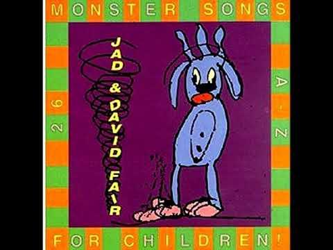 Jad & David Fair - Monster Songs For Children
