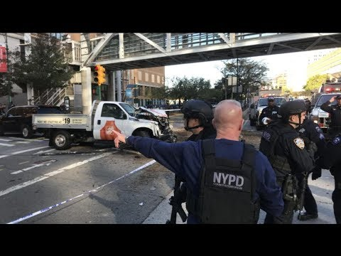 Possible terror attack leaves at least 8 dead in NYC according to Officials