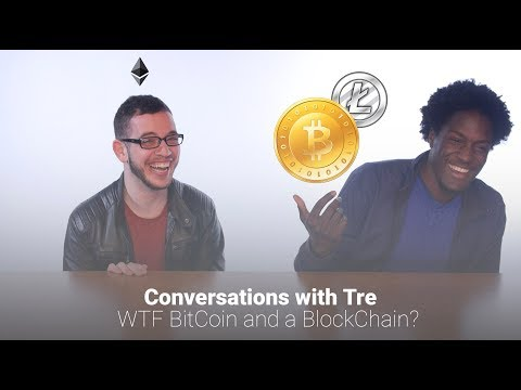 Conversations With Tre - Andrew Brick and The Blockchain