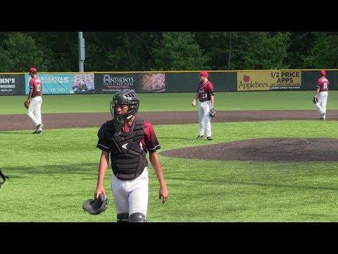 New York Heat Vs. Show Baseball 13U At The New England Baseball Complex 8-1-17