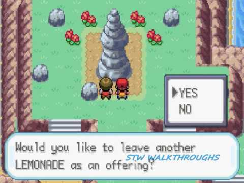 Pokemon Fire Red Walkthrough Part 53 All Over Five Island Youtube