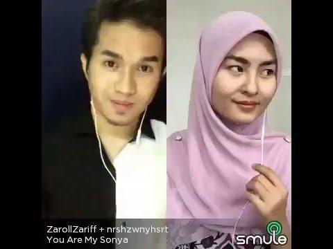 You Are My Sonia(Filem Kabhi Kushi Kabhi Gham) - Zaroll Zariff & Wany [Smule Malaysia]