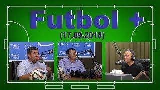 Футбол плюс (17.09.2018)