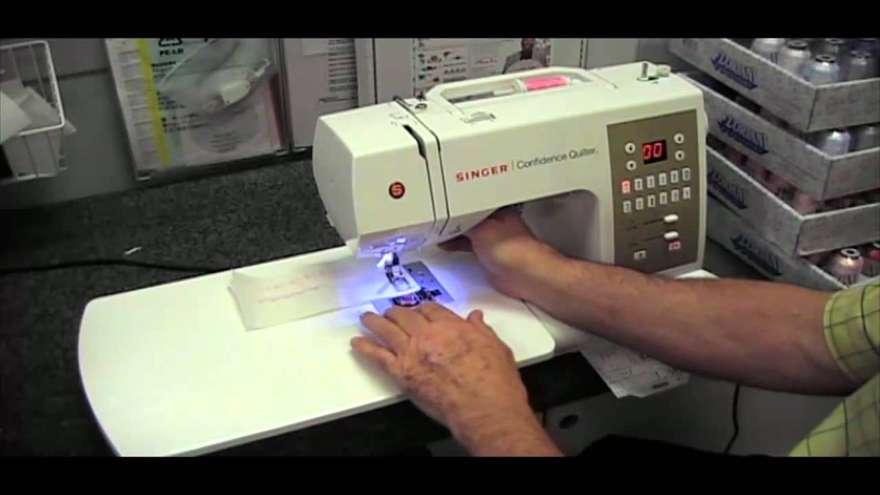 Singer Pixie Plus Singer 7469q Confidence Quilter Review Sewing Insight