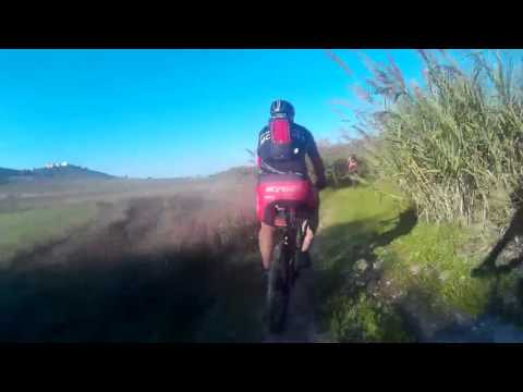 Volta à Granja com lama e pneus carecas