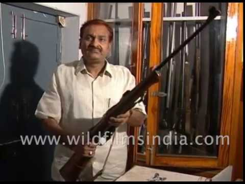 Shivhare Gun Shop In Bhind - Morena : Arms For The Lawless Belt Of North India