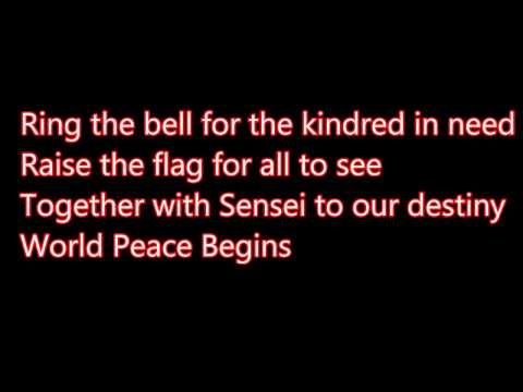 World Peace Begins (Soka Gakkai )