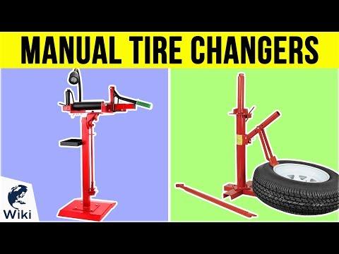 8 Best Manual Tire Changers 2019