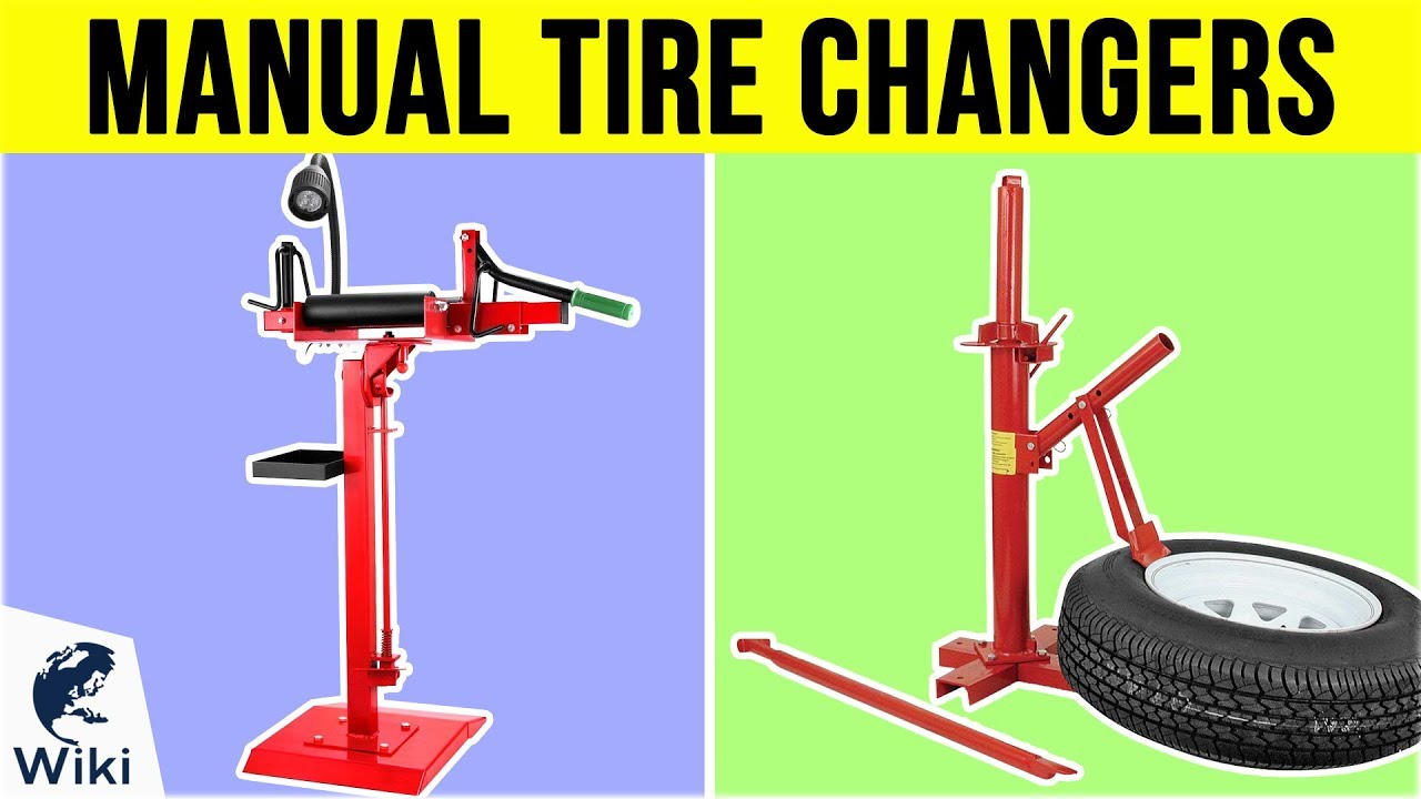 Larin TC1 Steel Manual Tire Changer
