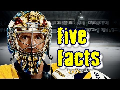 Pekka Rinne/5 Facts You Never Knew