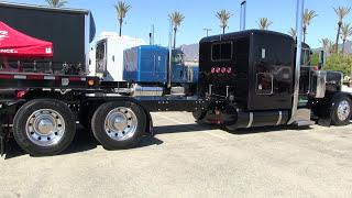 Platinum Enterprises Long 2001 Peterbilt 379 At Truckin