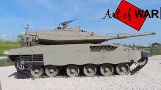 современные танки: израильский танк меркава 4(«Меркава Mk.4» находится на вооружении с 2002 года; была принята на вооружение в 2004 году. Многие мировые военные..., 2016-03-01T19:21:12.000Z)