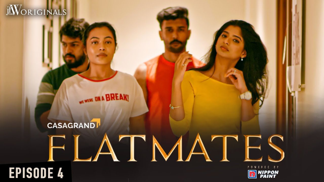 Flatmates   Episode 4   Tamil Web Series   ft Dipshi Blessy Akash Premkumar Karthik Baskar   JFW