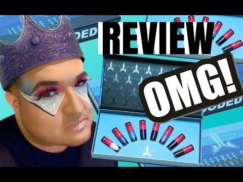 Jeffree Star Blue Blood Mini Lip Kit Review The Truth