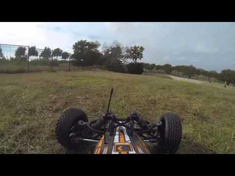 HPI Baja 5B 2.0 RTR Remote Control Buggy - GoPro Hero3
