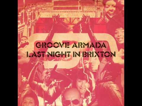 Groove Armada - Paper Romance (live in Brixton)