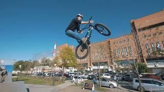 Купить BMX. Урок 5 - Трюки на BMX: барспин (barspin)