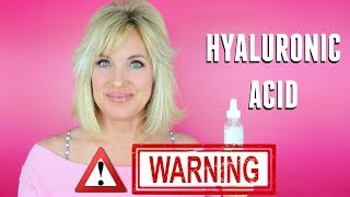 HYALURONIC ACID: How To AVOID SIDE EFFECTS!