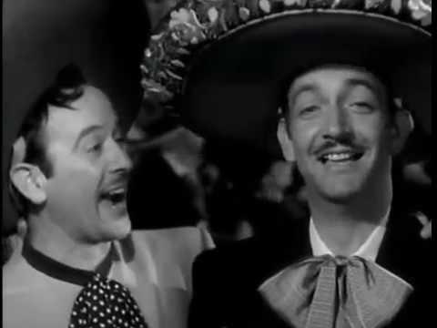 JORGE NEGRETE Y PEDRO INFANTE ----FIESTA MEXICANA