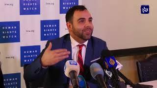 """الاحتلال يطرد مدير مكتب منظمة """"هيومن رايتس ووتش"""" من الأراضي المحتلة (25/11/2019)"""