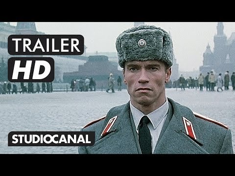 RED HEAT 4K REMASTERED Trailer Deutsch | Ab 24.10. als DVD, Blu-Ray & UHD!