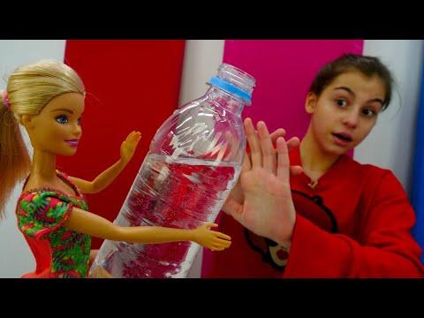 Видео для девочек с Барби - Как разыграть подругу