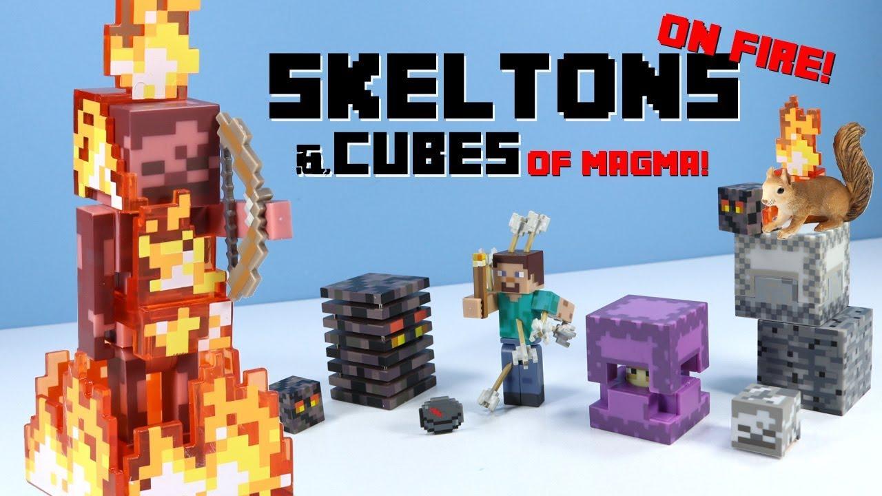 Minecraft SERIE 4 Figura shulker