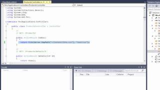 ASP.NET MVC - ActionResult