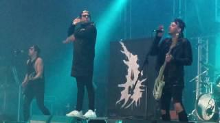 Attila Proving Grounds Live Download Festival 2016