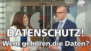 MD.REPORTAGE Connectivity - Der Daten-Anwalt