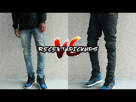 BEST AFFORDABLE DENIM??? RECENT PICKUPS !