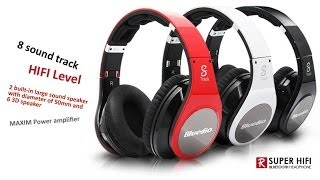 Full Review Of Bluedio R Bluetooth Headphones Pt. 1
