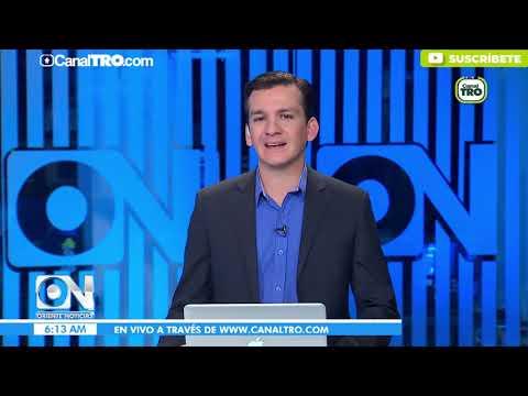 Oriente Noticias primera emisión 16 de septiembre