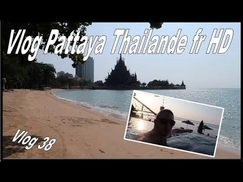 Les plages de Pattaya  sanctuary of truth et Walking Street  fr hd