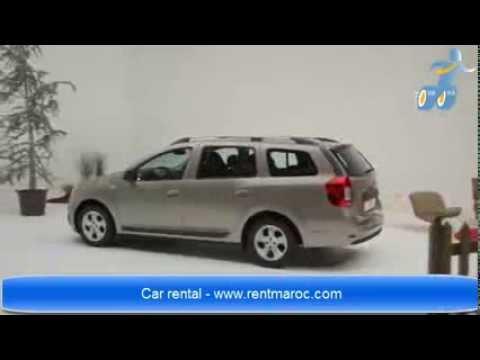 Car rental morocco - dacia - marrakech - agadir - casablanca