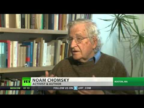Noam Chomsky  Democrats are really moderate Republicans