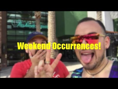 Weekend Occurrences | Phoenix Summer 2017 (Part I)