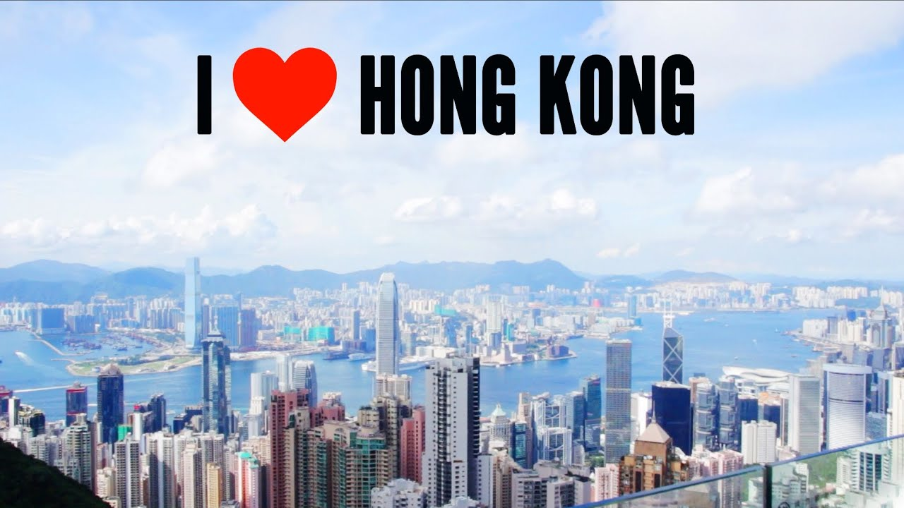 Places To Visit In Hong Kong Tourist Edition 저랑 홍콩 여행